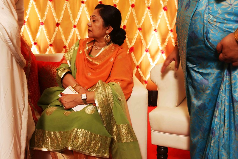 Netherfield Ball - Alika and Akbar's Jane Austen Wedding on Aunt Jane's 200th Death Anniversary, India Habitat Center