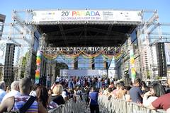 Kalil participa da 20ª edição da Parada LGBT em BH