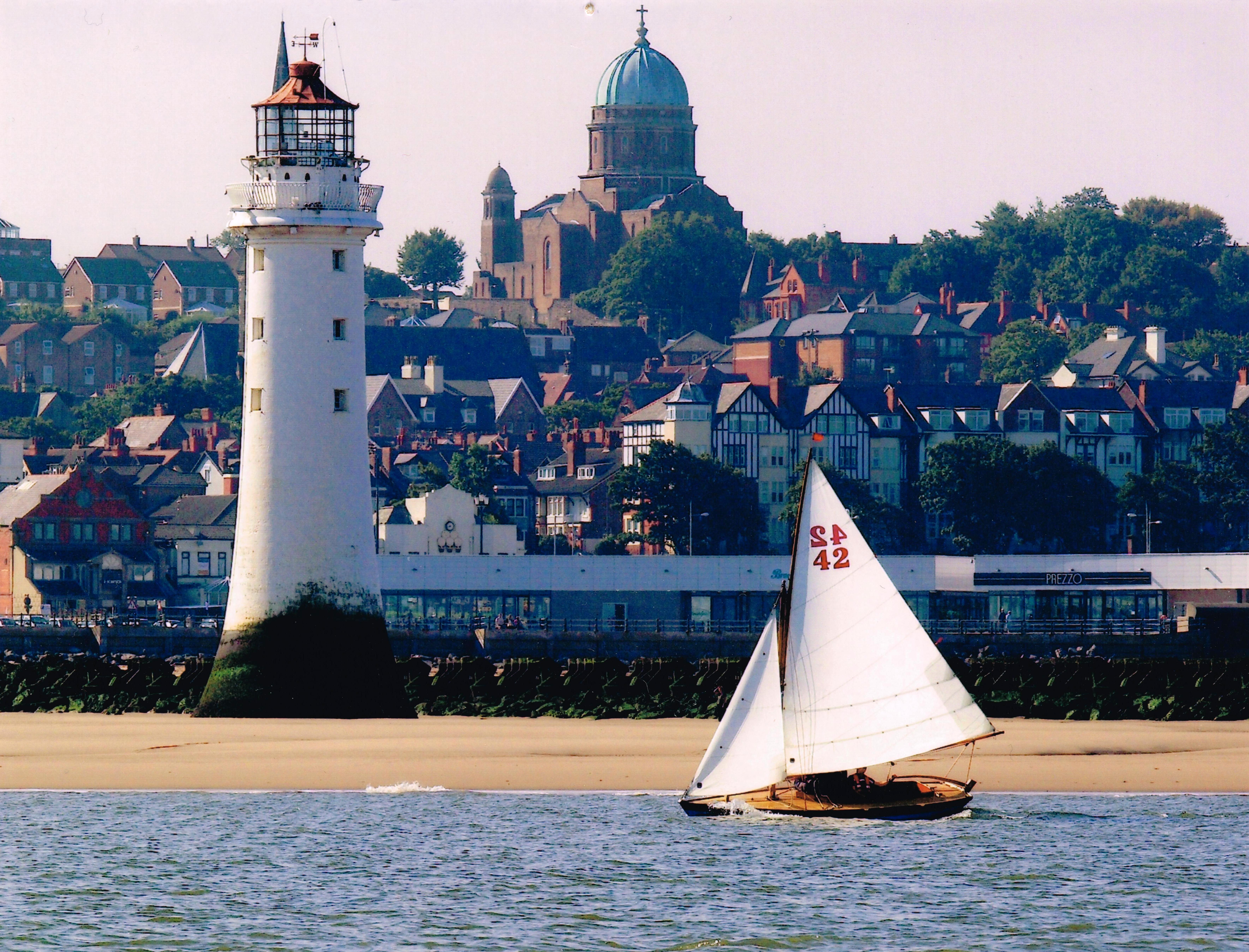 Merseyside, NEW BRIGHTON, SS Peter, Paul and Philomena (Steve Billington)