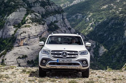 Nueva Mercedes-Benz Clase X