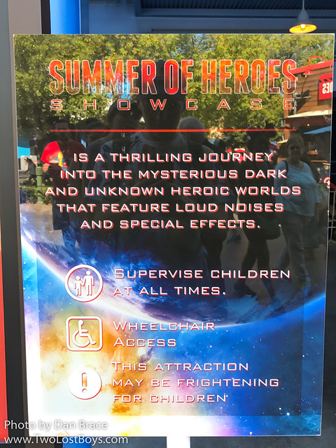 Summer of Heroes Showcase