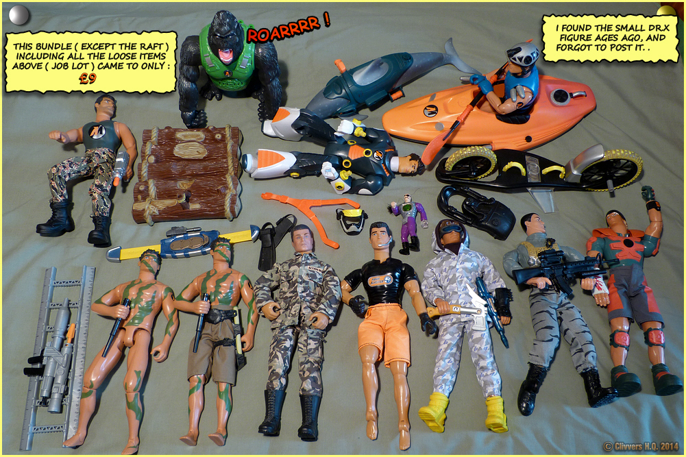 My Boot Sale Sorties.. Latest Action Figure Finds! Updated 4/2/2018  - Page 9 35297192683_0694a677b1_o