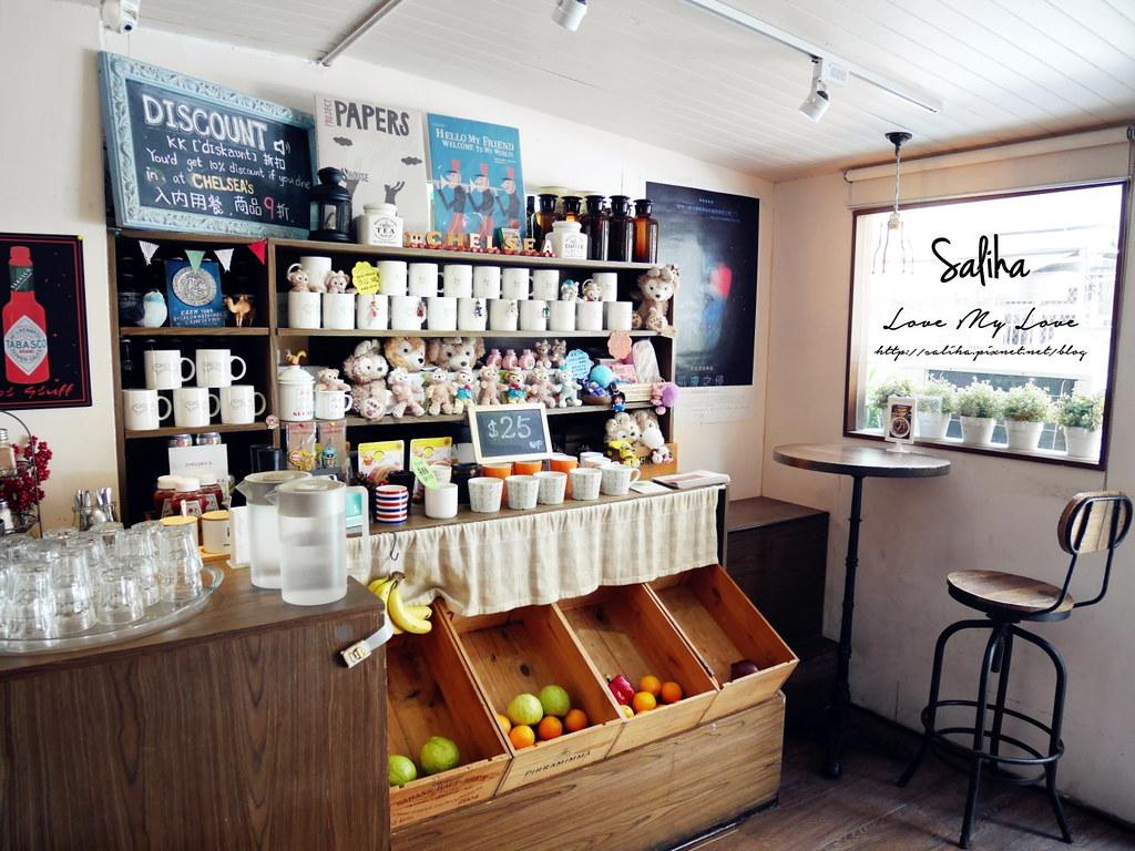 台北公館台電大樓站餐廳推薦Chelseas雀兒小餐館 (10)