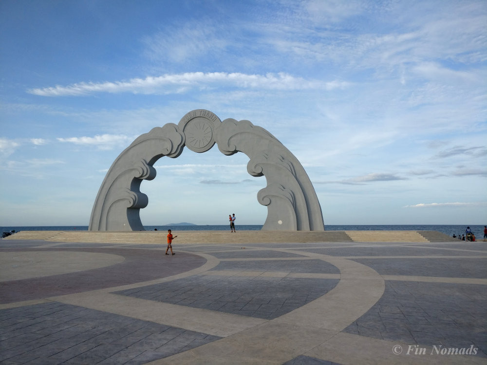 beach gate vinh