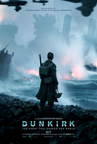 Christopher Nolan — Дюнкерк / Dunkirk (2017)