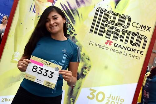 Expo Medio Maratón CDMX 2017