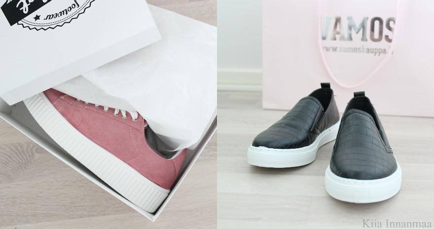 vamos kengät