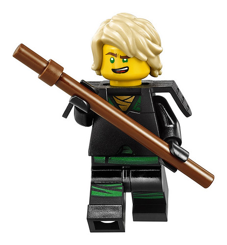 The LEGO Ninjago Movie Video Game Lloyd (30608) Polybag