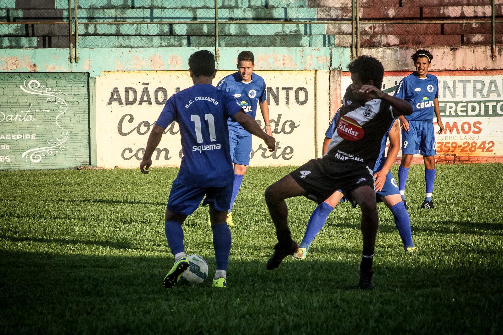 Copa da Amizade é uma competição de amigos no Noroeste gaúcho