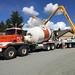 Photo by Juan Zuniga, mixer truck operator.