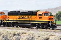 BNSF 144 East