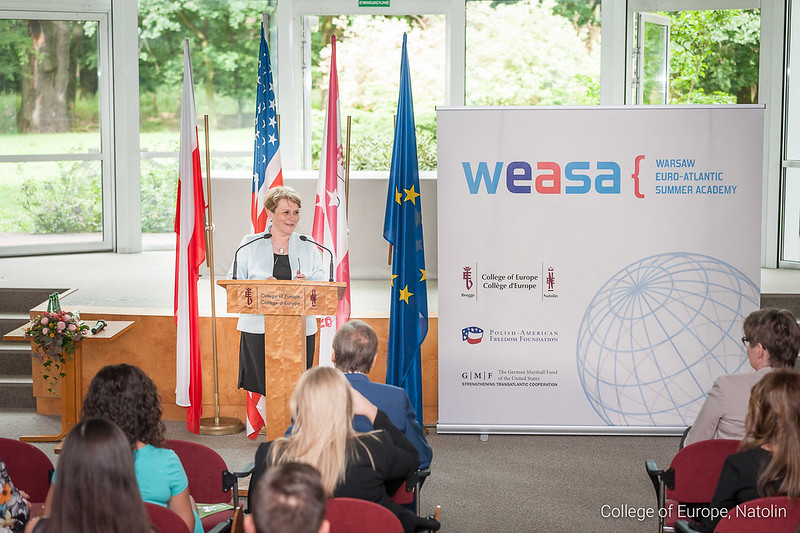 Fifth edition of WEASA (Warsaw Euro-Atlantic Summer Academy)