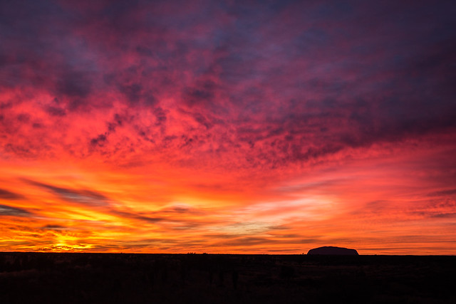 Kata Tujata Sunrise Uluru-15 - How to do your own self-guided Uluru tour in Australia. Visit Ayers Rock in the Australian outback for cheap | Things to do in Uluru | Budget tour of Ayres Rock | Road trip from Alice Springs to Uluru | Free camping at Uluru