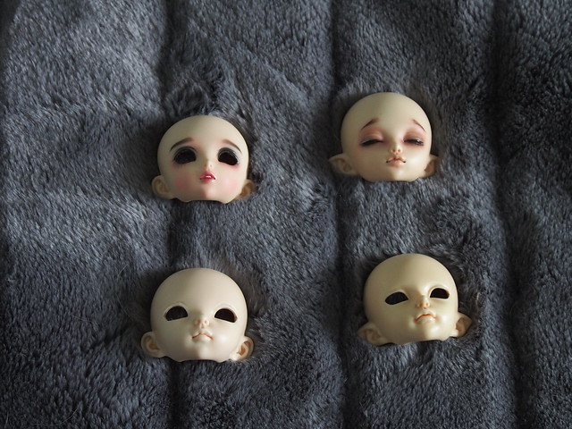 Vds dolls et têtes (fairyland, volks, créatrices) Nouveautés 35658408290_de19c11921_z