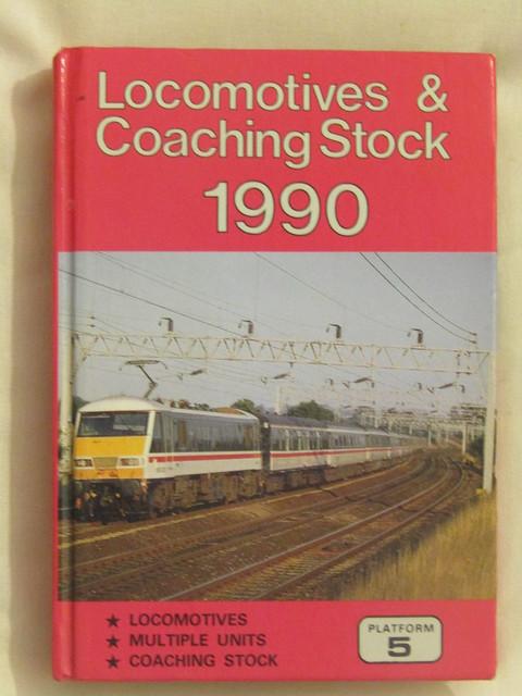 Platform 5: Locomotives & Coaching Stock 1990, Canon POWERSHOT SX410 IS
