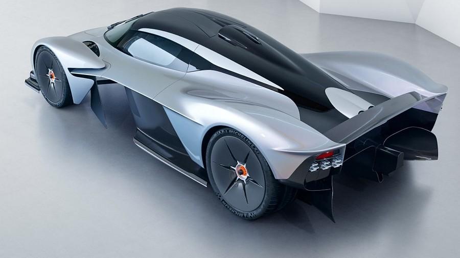 Aston Martin Valkyrie 16954
