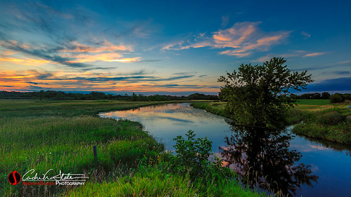andrewslaterphotography clouds discoverwisconsin foxriver grass landscape outdoors river riverrd sunset travelwisconsin trees vernon water waukesha wisconsin unitedstates us canon prairie 5dmarkiii longexposure teamcanon