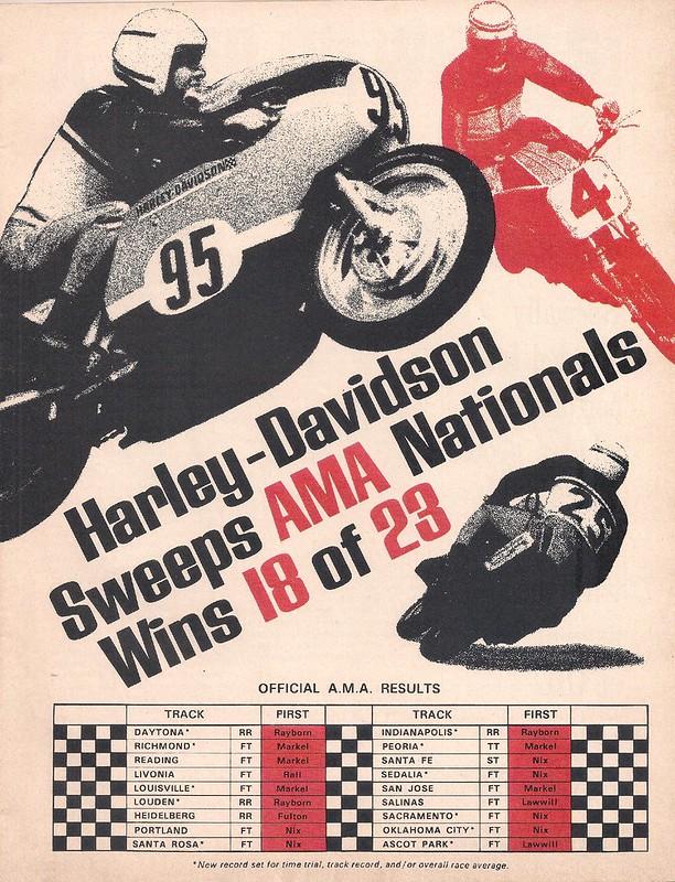 Harley-Davidson AMA