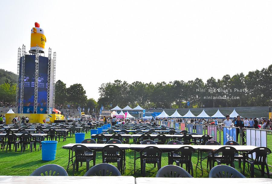 韓國大邱炸雞啤酒節旅遊景點13