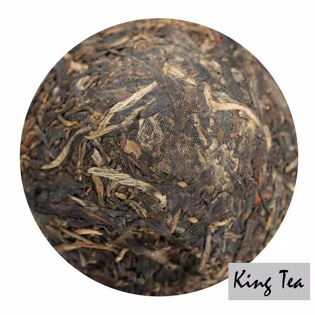 Free Shipping 2005 XiaGuan TeJi Tuo Bowl 100g * 5 = 500g China YunNan Chinese Puer Puerh Raw Tea Sheng Cha Weight Loss Slim Beauty