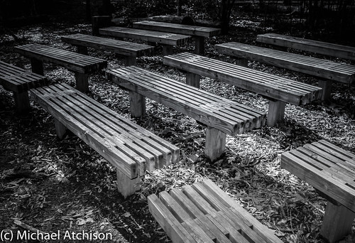 Benches | by AtchisonGallery