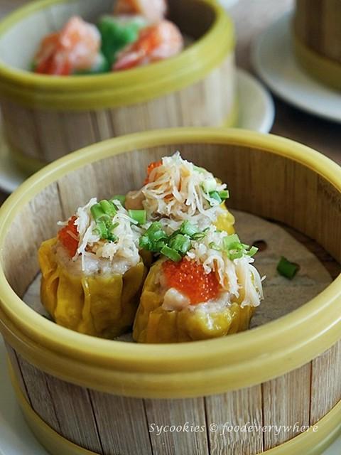 1.Oriental Chinese Cuisine @Pullman's Hotel Dim Sum
