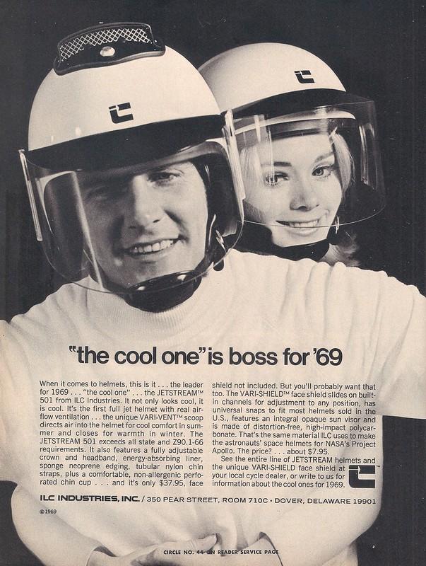 ILC Industries helmet
