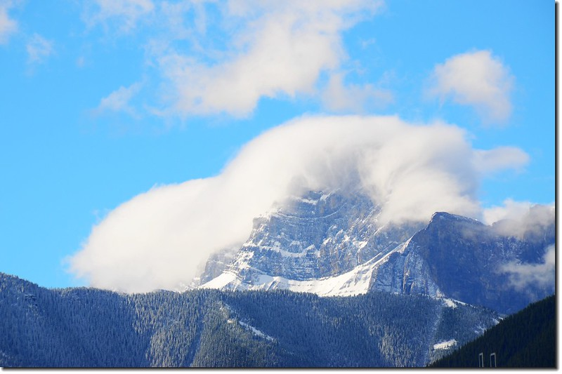 Canmore南眺Mount Lougheed (3105m) (3)