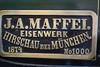 1000 Schnellzug-Dampflokomotive Bayerische B IX _i