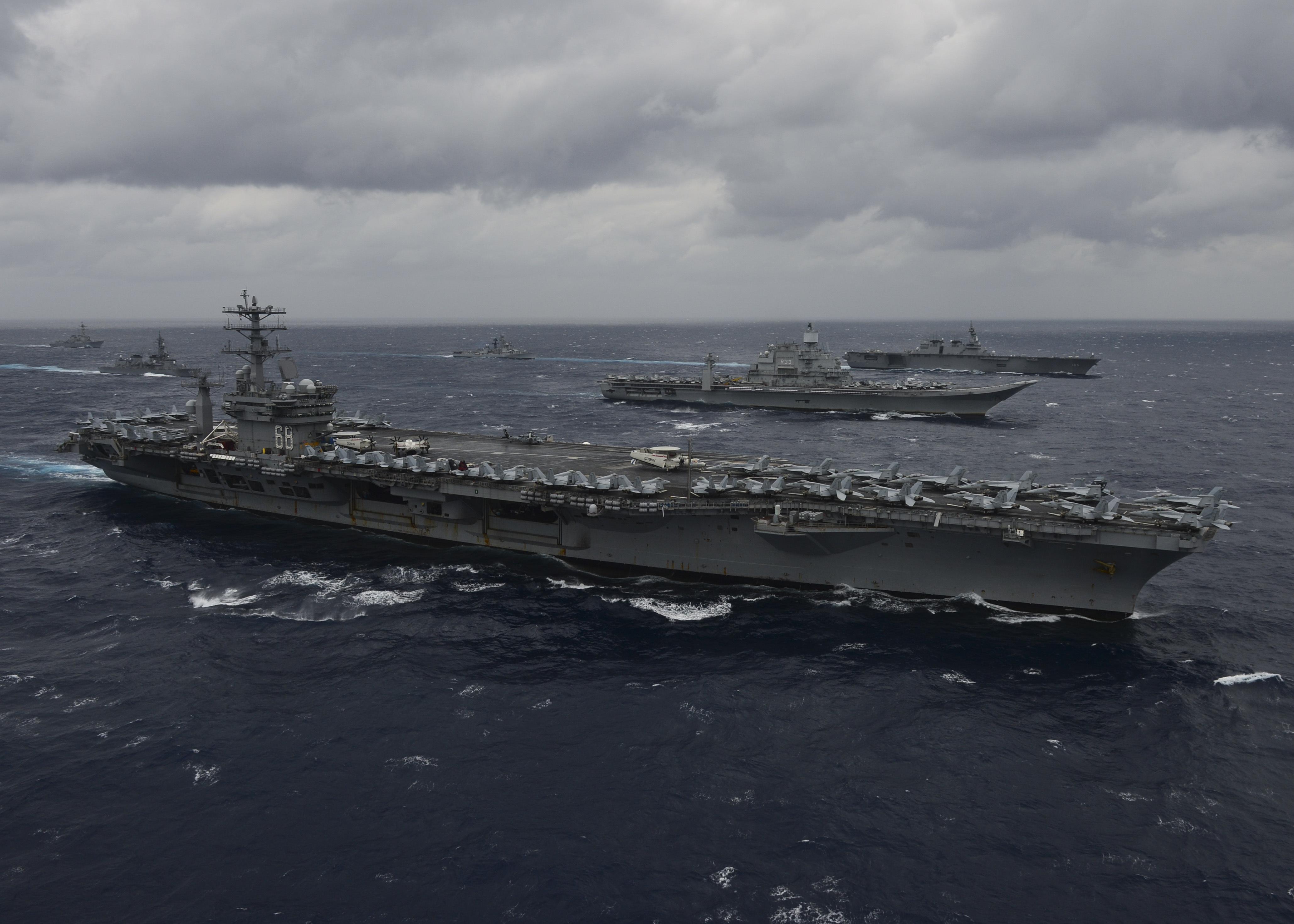 Multinational fleet & exercices 35975443386_4ddb750930_o
