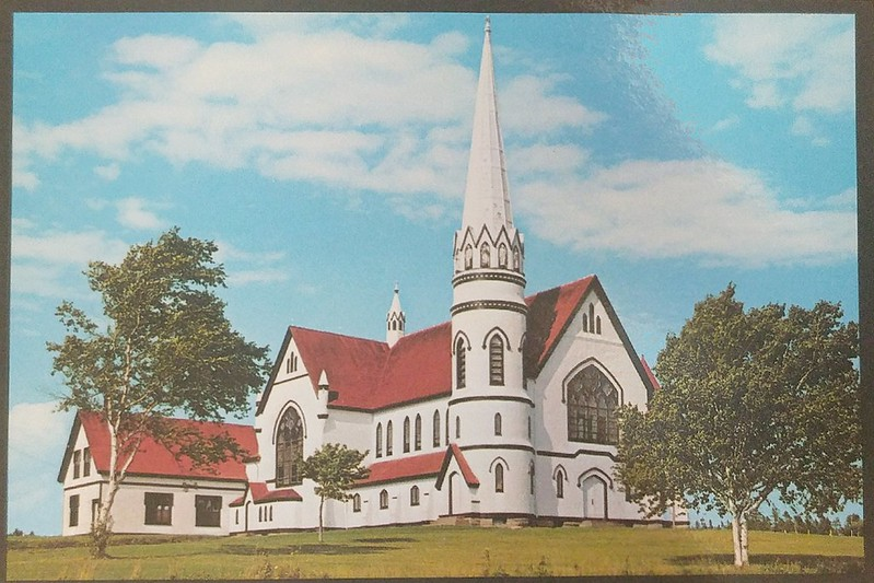 Canada - Price Edward Island - Indian River Church