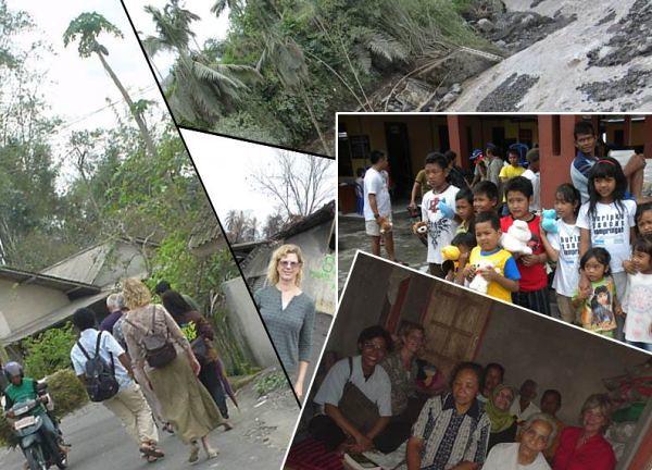 Mary Cook in Indonesia Mary@LovingPurpose.com