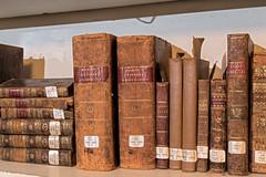 Daniel Hand's donated books