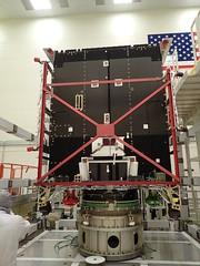 GOES-T Propulsion Module Delivered
