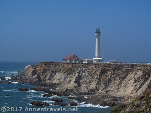 The Point Arena Lighthouse, California