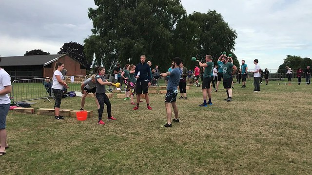 The Suffolk Games 2017 - CrossFit GFP