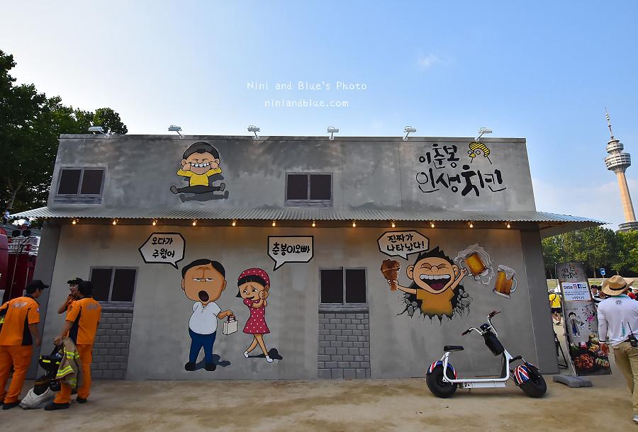 韓國大邱炸雞啤酒節旅遊景點28