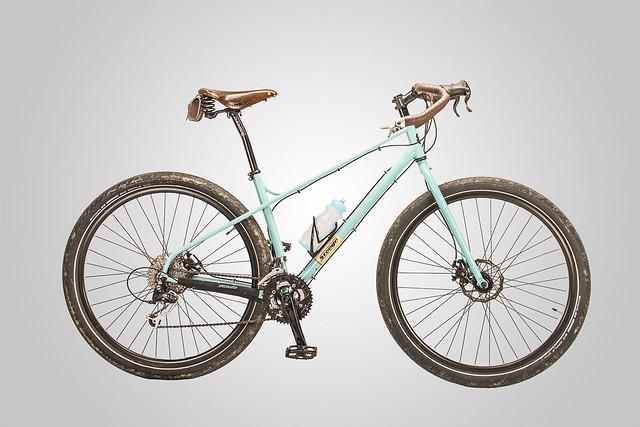 Gravel' bike from an MTB frame? | Singletrack Magazine