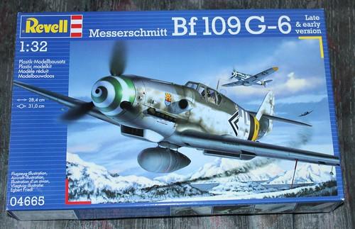 Messerschmitt Bf109G-6, Revell 1/32 36085363941_21f38a43a1
