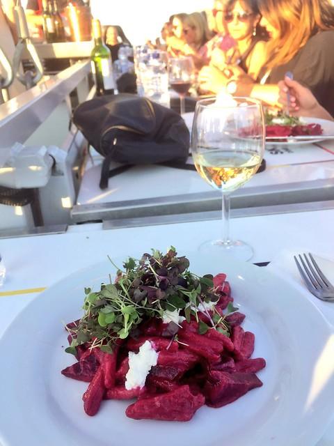 Vegetarian dish, Sky Lounge Ottawa