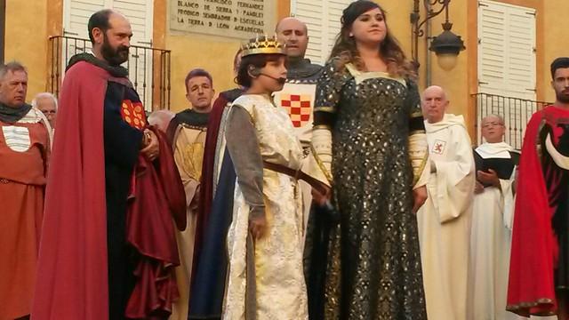 Álbum Coronación de Alfonso V