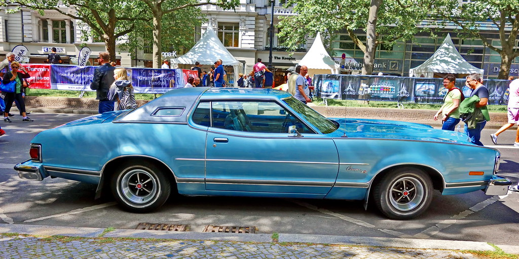 Mercury Cougar (Mk3)