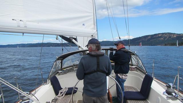Sailing along, singing a, Canon POWERSHOT D30