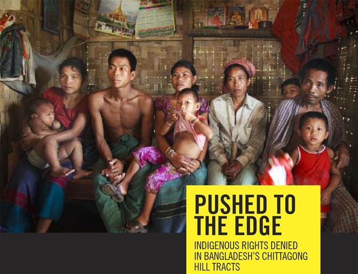 Keluarga masyarakat adat Buddhis Jumma telah lama mengalami penganiayaan dan diskriminasi di Bangladesh, tapi dunia seakan buta dan membisu.