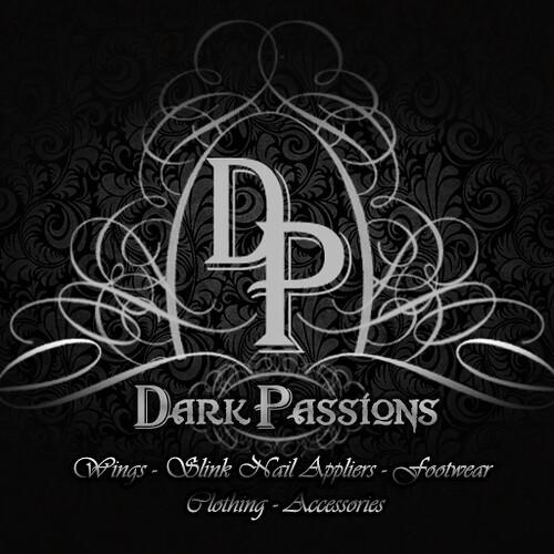 Dark Passions Logo