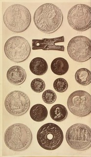 COLLECTION OF CHINESE COINS FORMED BY REV. JUSTUS DOOLITTLE