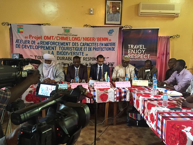Seminar on tourism and biodiversity in West and Central Africa