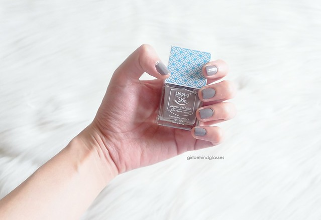 Happy Skin Express Gel Polish Influencer