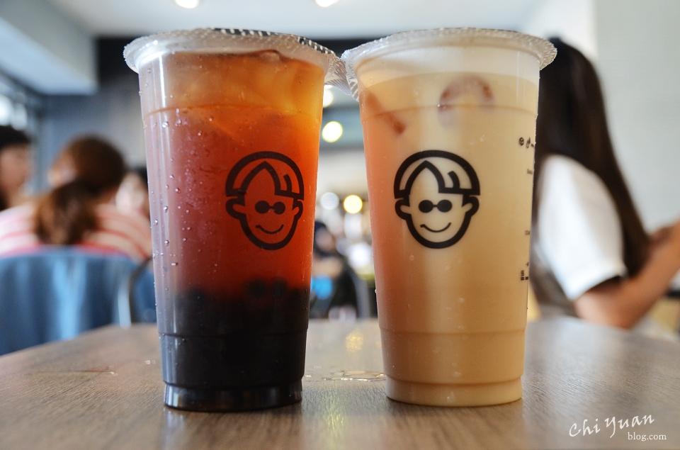 [台南]東區波哥茶飲。在地的順甜波哥奶茶,勝利路本店從小攤到複合茶飲