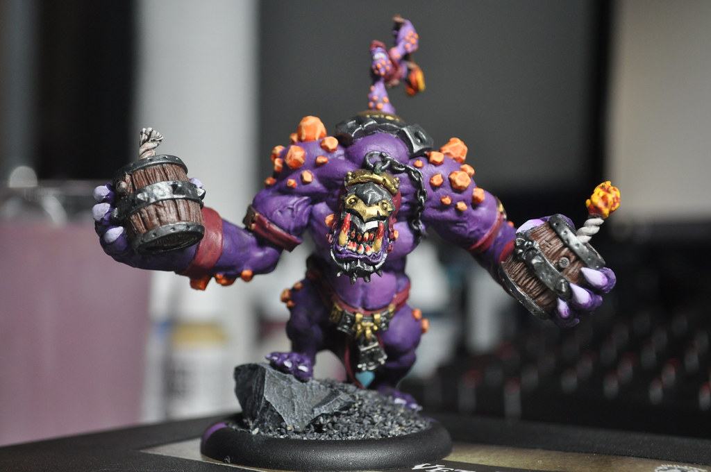 Dire Troll Bomber Front